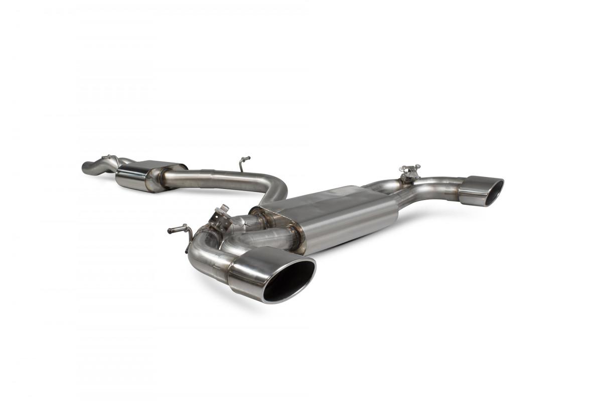 Audi TT RS MK3 Exhausts | TT RS MK3 Performance Exhausts