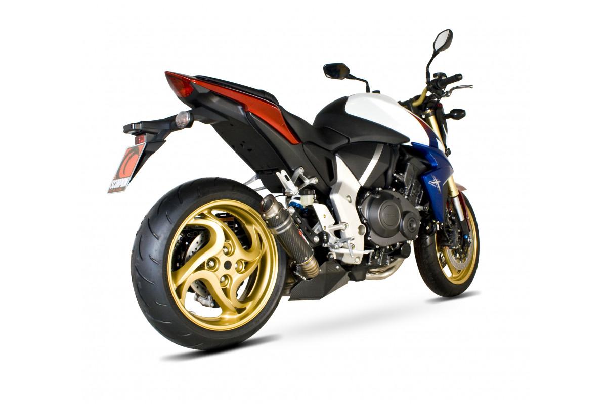 Honda Cb 1000 R Exhausts Cb 1000 R Performance Exhausts Scorpion