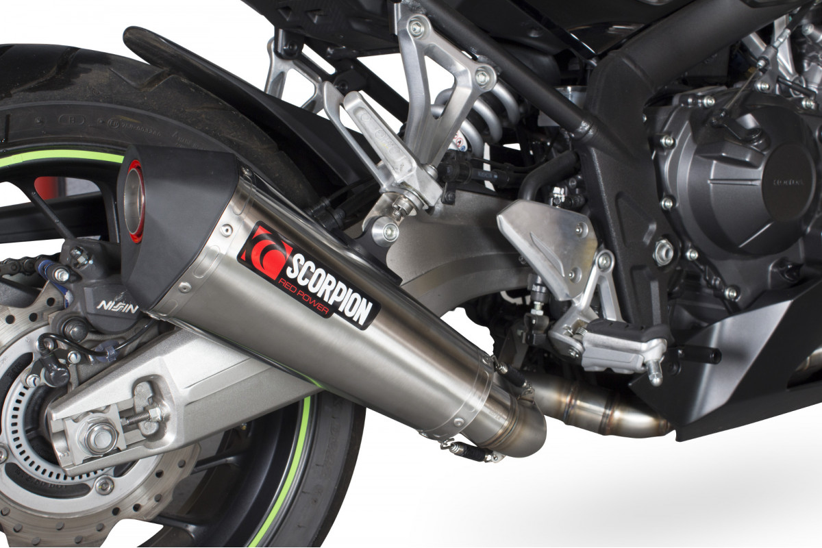 Honda Cbr 650 F Exhausts Cbr 650 F Performance Exhausts