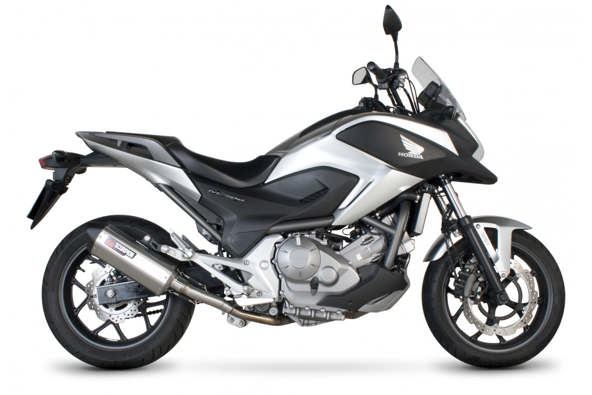 Performance Exhaust System >> Honda NC 700 S/X Exhausts | NC 700 S/X Performance Exhausts | Scorpion Exhausts