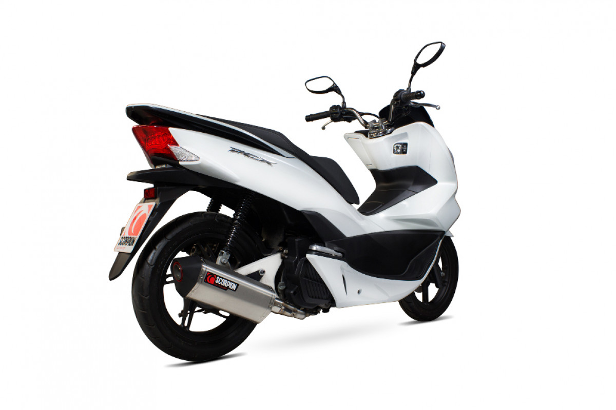honda pcx 125 14 16 exhausts pcx 125 14 16 performance. Black Bedroom Furniture Sets. Home Design Ideas
