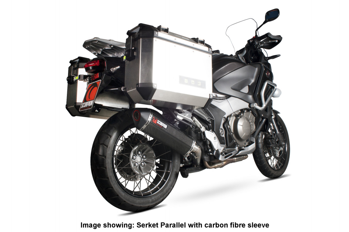 honda vfr 1200x crosstourer exhausts vfr 1200x crosstourer performance exhausts scorpion. Black Bedroom Furniture Sets. Home Design Ideas