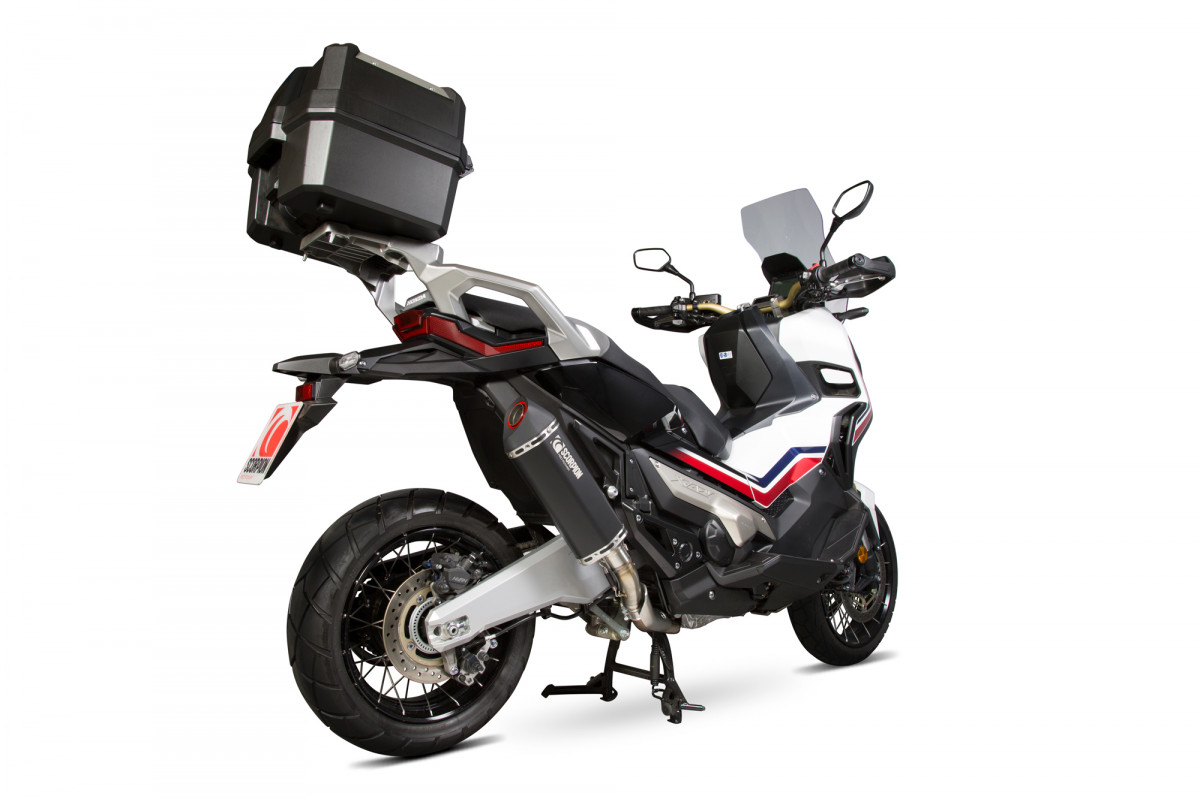 honda x adv 750 exhausts x adv 750 performance exhausts scorpion exhausts. Black Bedroom Furniture Sets. Home Design Ideas