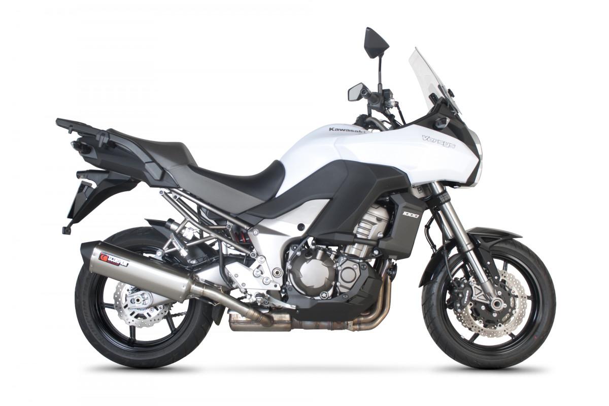 Kawasaki Versys Exhaust