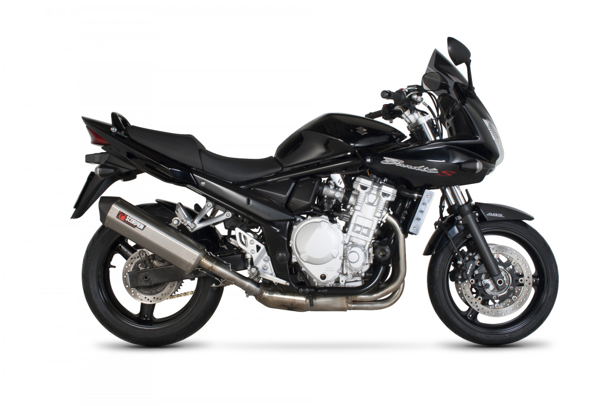 suzuki gsf 650 bandit 07 11 exhausts gsf 650 bandit 07 11 performance exhausts scorpion exhausts. Black Bedroom Furniture Sets. Home Design Ideas