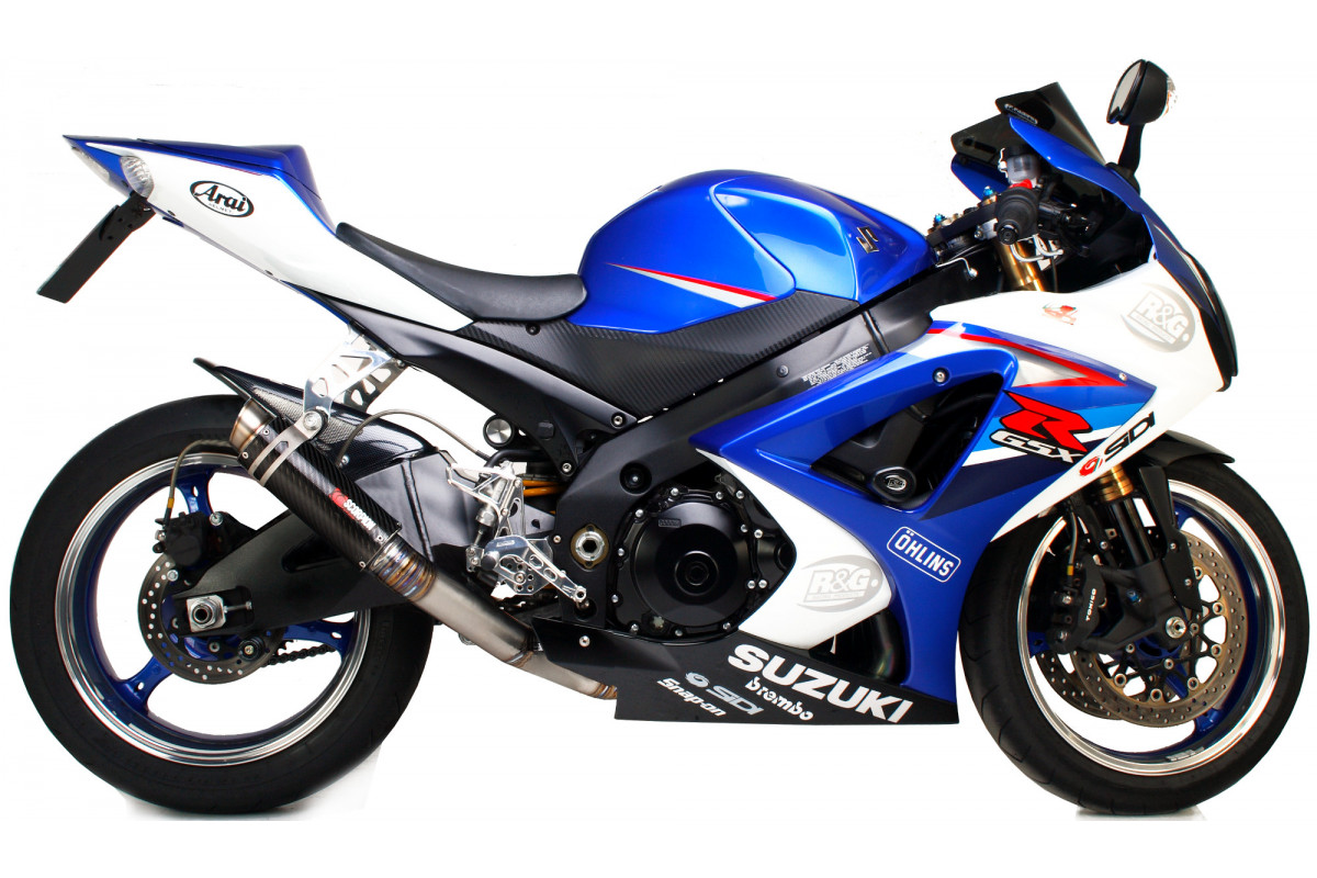 suzuki gsxr 1000 k7 8 exhausts gsxr 1000 k7 8. Black Bedroom Furniture Sets. Home Design Ideas