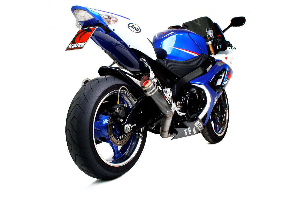 Suzuki GSXR Exhausts | GSXR Performance Exhausts | Scorpion