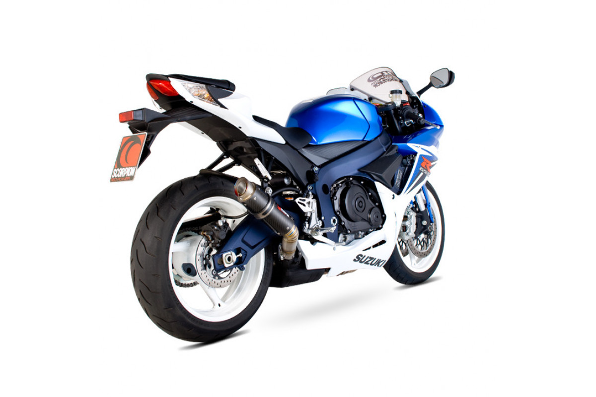 suzuki gsxr 750 l1 exhausts gsxr 750 l1 performance exhausts scorpion exhausts. Black Bedroom Furniture Sets. Home Design Ideas