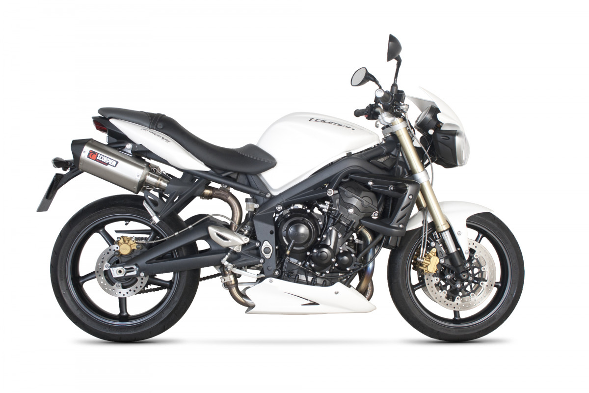 triumph street triple 675 07 12 exhausts street triple 675 07 12 performance exhausts. Black Bedroom Furniture Sets. Home Design Ideas