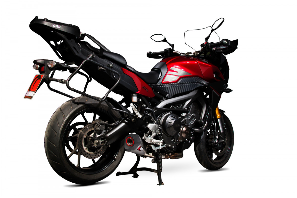 yamaha tracer 900 exhausts tracer 900 performance. Black Bedroom Furniture Sets. Home Design Ideas