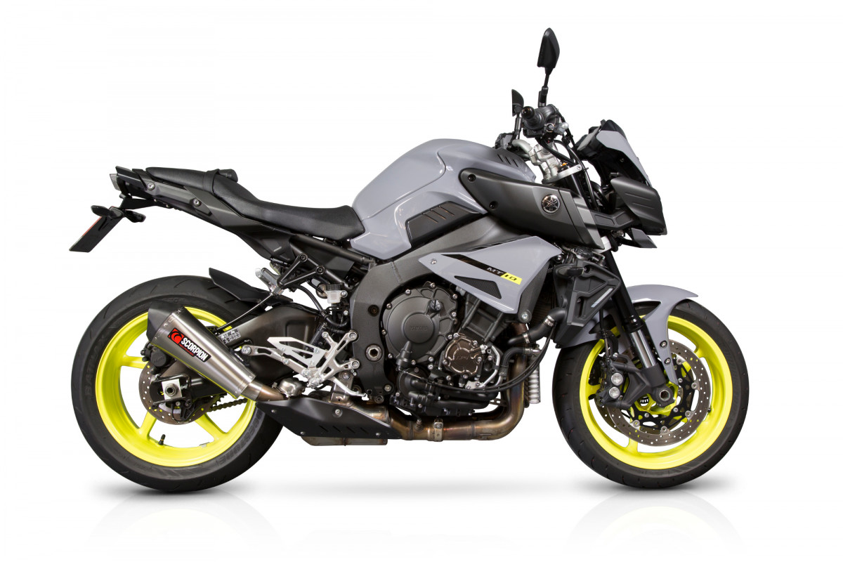 yamaha mt 10 exhausts yamaha mt 10 performance exhausts scorpion exhausts. Black Bedroom Furniture Sets. Home Design Ideas