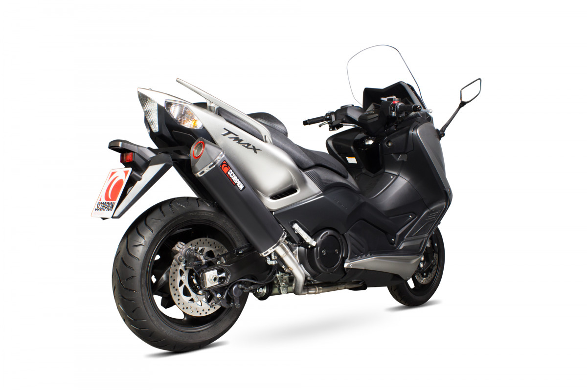 yamaha t max 530 exhausts t max 530 performance exhausts. Black Bedroom Furniture Sets. Home Design Ideas