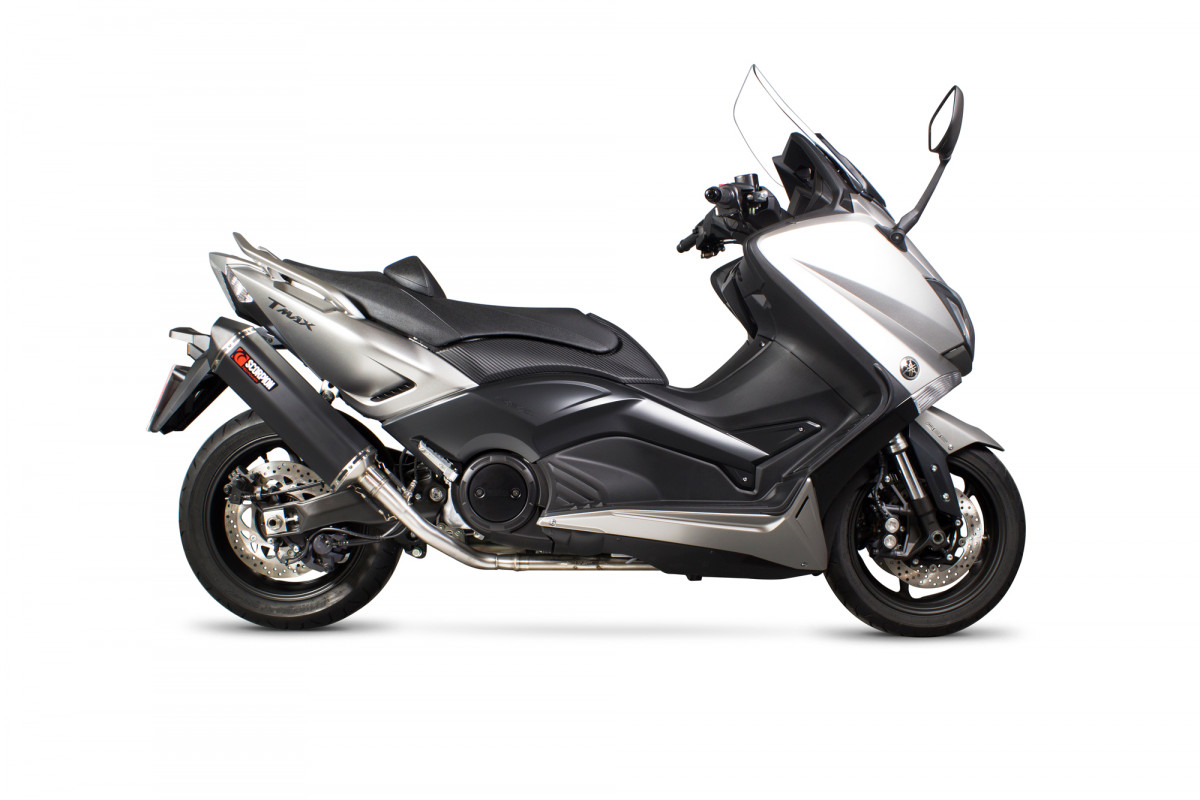 yamaha t max 530 exhausts t max 530 performance exhausts scorpion exhausts. Black Bedroom Furniture Sets. Home Design Ideas