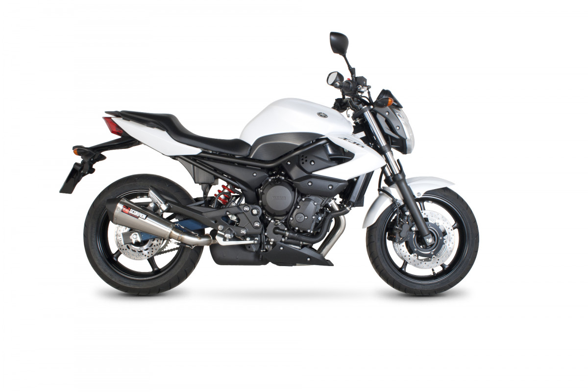 yamaha xj xj6 exhausts xj xj6 performance exhausts scorpion exhausts. Black Bedroom Furniture Sets. Home Design Ideas