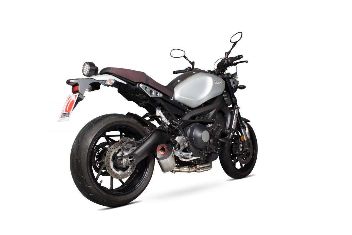Yamaha XSR 900 Exhausts