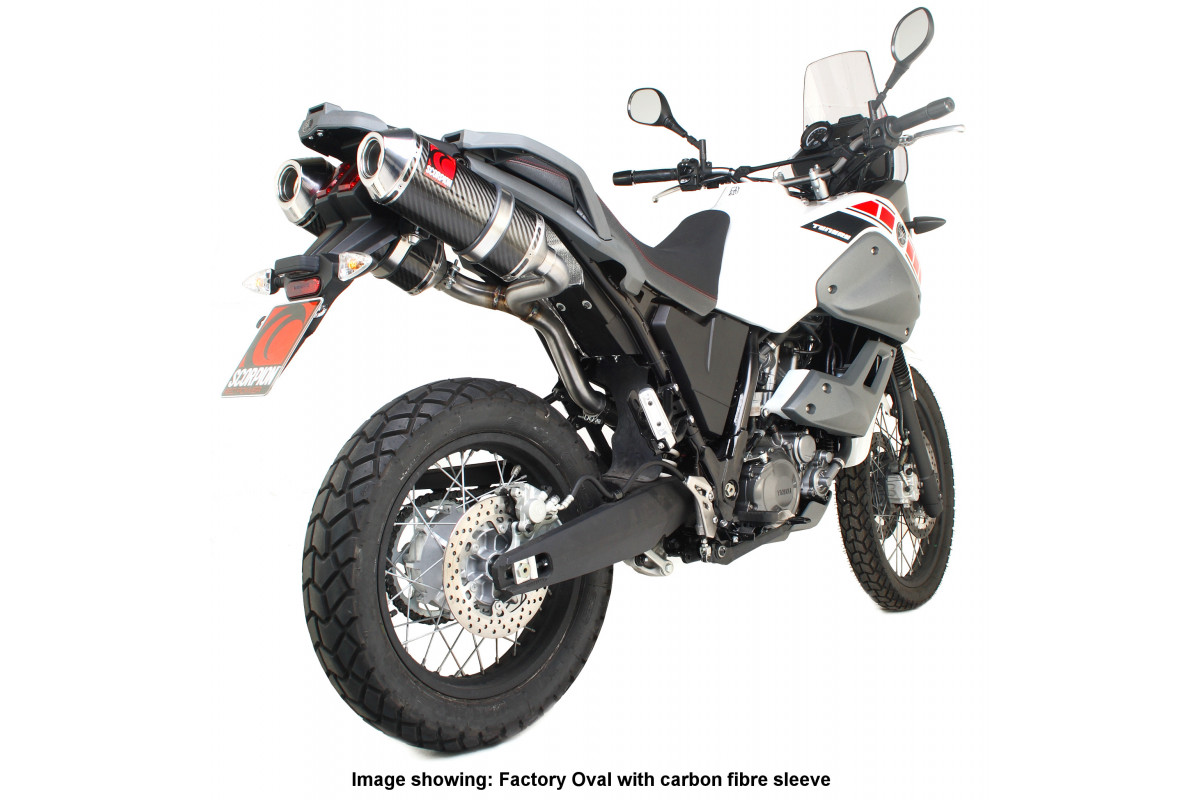 yamaha xt 660 tenere exhausts xt 660 tenere performance exhausts scorpion exhausts. Black Bedroom Furniture Sets. Home Design Ideas